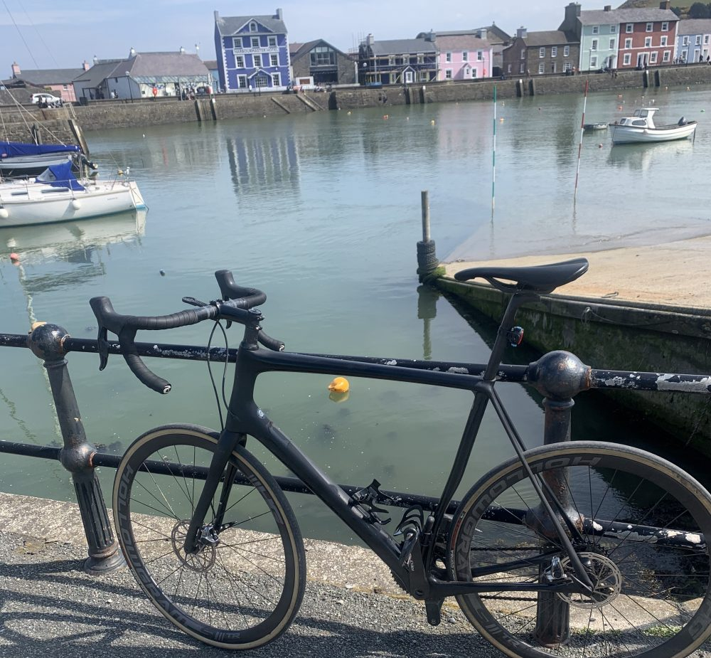 PEDAL HM – CYCLING FROM THE HARBOURMASTER